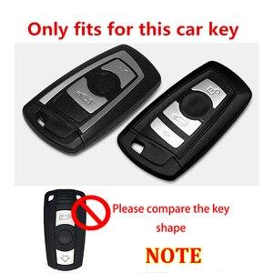 Image 5 - Car Key Case Cover for BMW 520 525 f30 f10 F18 118i 320i 1 3 5 7 Series X3 X4 M3 M4 M5 Car Styling Soft TPU Protection Key Shell