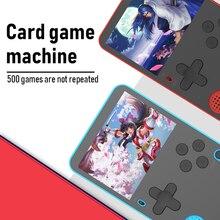 RS 60 Retro Handheld Spielkonsole Gebaut in 500 Klassische Spiele Super Dünne Tragbare Tasche Spiel Player Geschenke für Kinder erwachsene