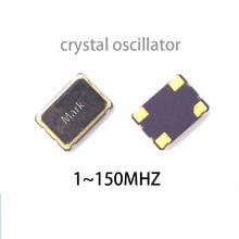 10pcs Active Patch Crystal 5*7 OSC 5070 7050 32M 32MHZ 32.000MHZ Resonator
