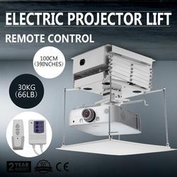 Кронштейн для проектора моторизированный подъемник для проектора с дистанционным управлением скрытый 220 В