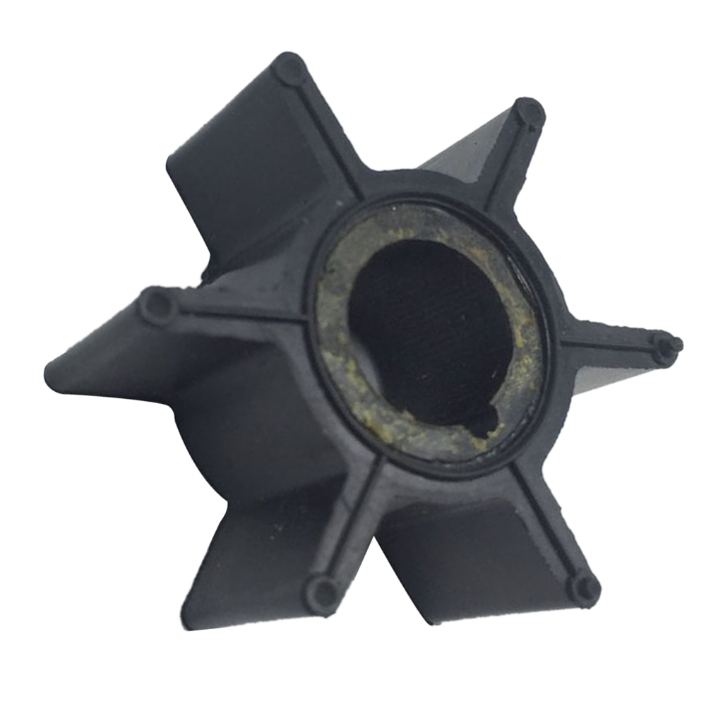 Water Pump Impeller Repair for Nissan Tohatsu 6 <font><b>hp</b></font> 8hp 9.8hp 2-Stroke <font><b>Outboard</b></font> <font><b>Motor</b></font> Replaces 3B2-65021-<font><b>1</b></font> image