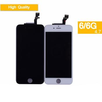 10Pcs/lot For Apple iphone 6 Full LCD Display Touch Screen Digitizer Panel Pantalla monitor for iphone 6 LCD Complete image