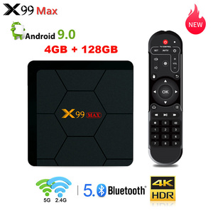 X99 MAX TV Box Android 9.0 Aml