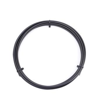 RISK 3m rowerowa przekładnia z hamulcem przesuwny śliski cewnik smarowy na kabel wewnętrzny Routing MTB Road Bike wewnętrzna prowadnica rura olejowa tanie i dobre opinie CN (pochodzenie) Shifting Black 3m 9 84ft 2 6mm 0 10 Replacement of inner protective tube bamboo inner tube