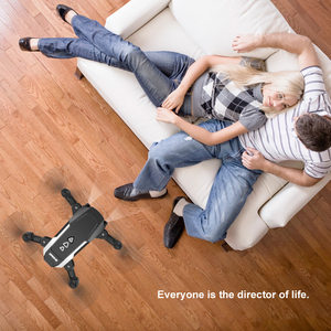 Image 5 - KK8 1080P Trực Thăng 2.4GHz 4CH 6 Trục Video Gimbal Camera Full HD RC Drone FPV Mini Có Thể Gập Lại Quadcopter một Khóa Trở Lại