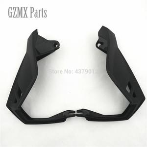 Image 3 - High Quality Motorcycle Handle Bar Protection Cover Handguard Brake Clutch Windscreen Windshield For Suzuki V Storm DL250 DL 250