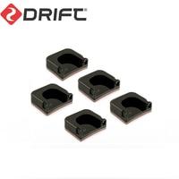 Drift Curved Adhesive Halterung für Drift Ghost Gopro Hero 5 4 Mount kit xiaomi yi 4k eken SJCAM Action sport Kamera Zubehör