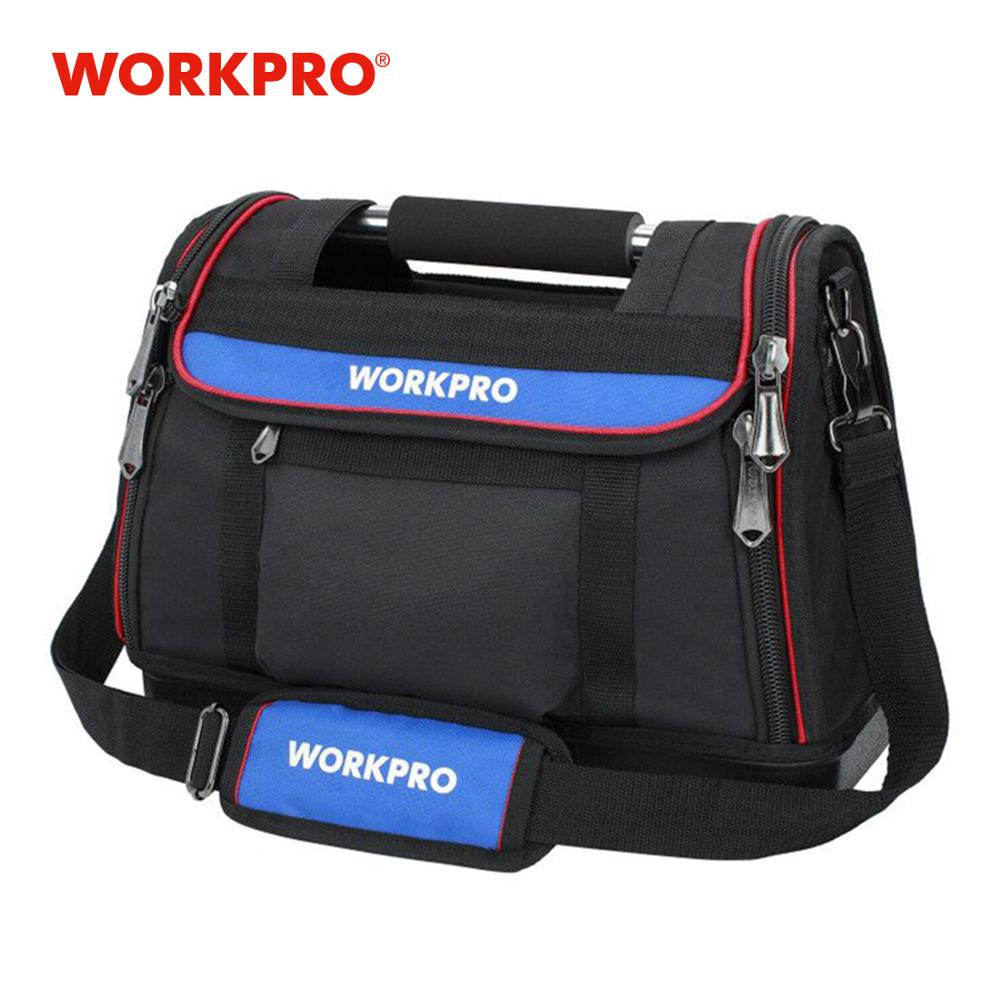 workpro-15-open-top-tool-bag-heavy-duty-tool-storage-bag-tool-organizer-multifunctional-bag-men-crossbody-bag-for-tools
