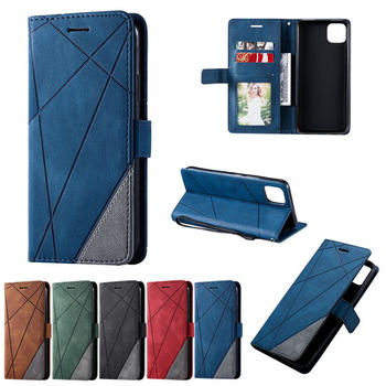 REALME C11 Magnetic Wallet Flip Case For OPPO Realme C11 C 11 Shockproof PU Leather Stand Cover Realme C11 Full Protection Etui