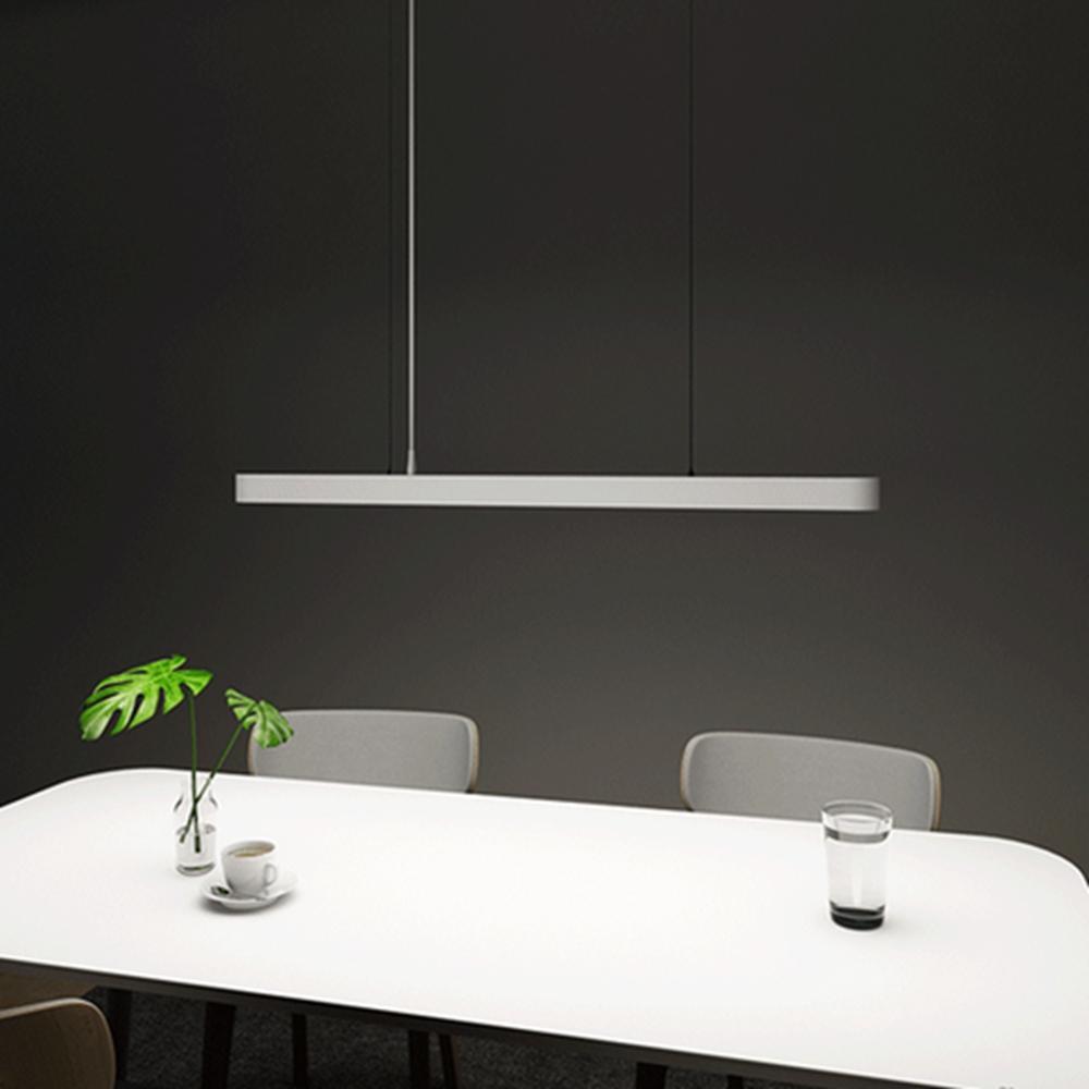 Yeelight inteligente led pingente lâmpada jantar luzes suporte app controle remoto colorido atmosfera para sala de jantar restaurante - 3