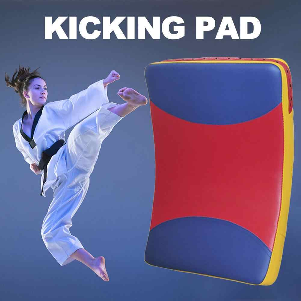Taekwondo Karate Boxing Taekwondo Karate High Low Kick Punching Training Target Soft PU Sponge Pad Blue Target Pad Taekwondo,Kick Boxing