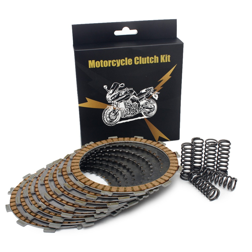 Clutch Kit w// Heavy Duty Springs ARCTIC CAT DVX 400 2006–2008 Friction Plates