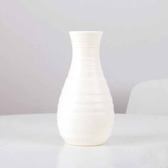 Modern Flower Vase Home Flower Arrangement Living Room Origami Plastic Nordic Style Home Decoration Ornament Home Decor Hot Sale 5