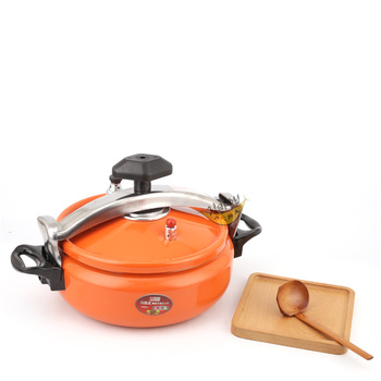 Mini Explosion-proof Pressure Cooker Color Small Pressure Cooker Hotel Induction Cooker Gas Universal Pressure Cooker Autoclave фото