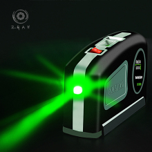 Multi-function laser level green light level tape measure high precision green light line portable level measuring instrument