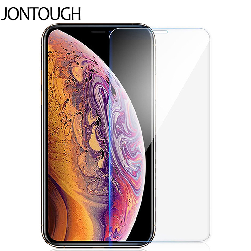 Glass On IPhone 11 Pro X XS Max Glass For IPhone XR Tempered Glass To IPhone 7 8 6 6s Plus Screen Protector SE 5 5S Film