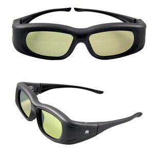 Image 3 - 3D Glasses,3pc/lot Active 3D bluetooth RF Glasses For Sony/Epson LCD 3D Projectors(Tw5200/Tw8515/Tw6510/Tw3020/Tw550/Tw5300)