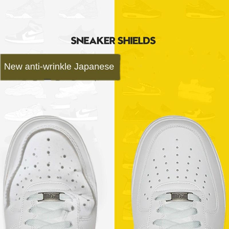 Защита для обуви для кроссовок, противоскользящие колпачки на носок, расширитель для растяжки обуви, поддержка спортивной обуви, защита для...