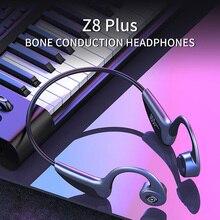 Bluetooth 5.0 Earphone Z8s Bone Conduction Earphone Wireless