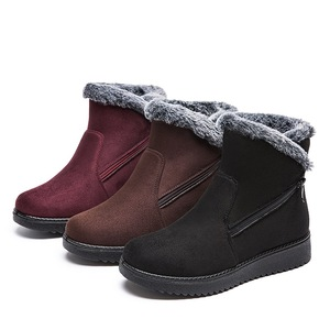 Women Boots Women's Winter Shoes 2020 Warm Shoes Woman Waterproof Ladies Snow Boots For Women Winter Boots Ankle Botas Mujer