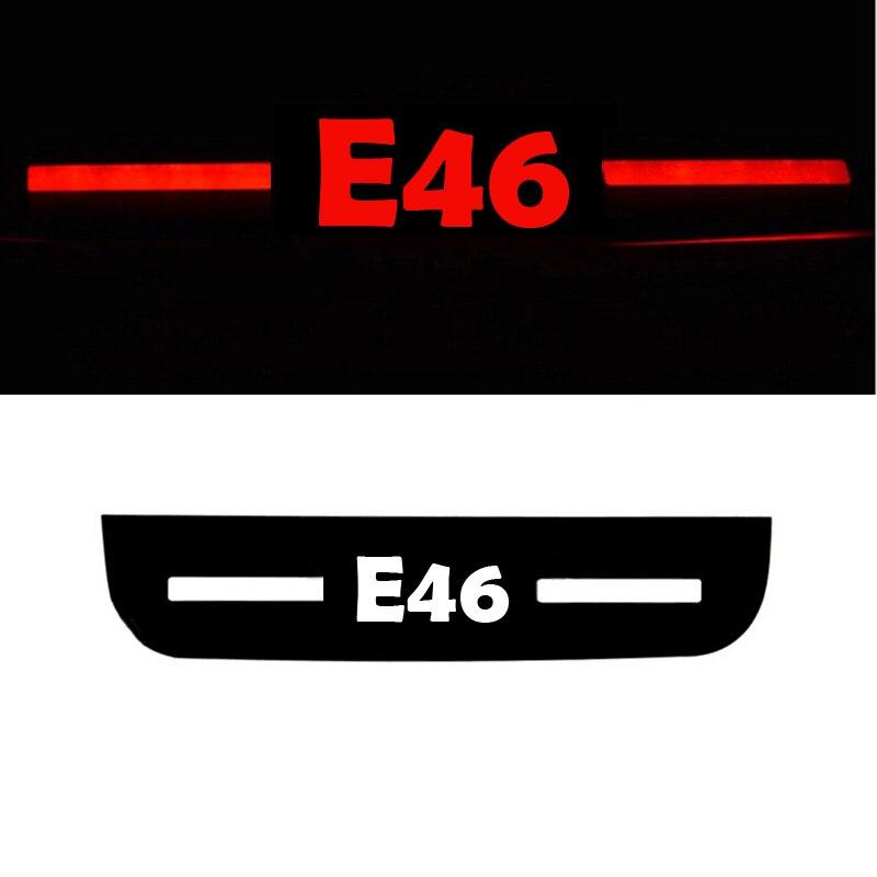 Car Sticker 3D PVC Auto Accessories High Brake Sticker for BMW M E46 E90 E92 E93 F30 F35 F80 F31 f10 f01 F02 3 5 7series