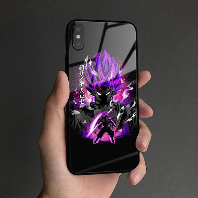 GOKU BLACK SSJR IPHONE CASE