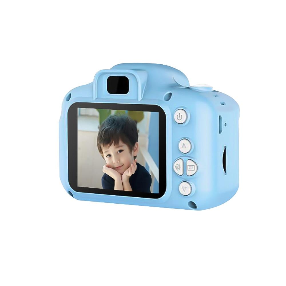 H063413b5d70e4999a864d92a68f87edf5 Kebidu Mini Digital Camera 2 Inch Cartoon Cute Camera Toys Children Birthday Gift 1080P Toddler Toys camera