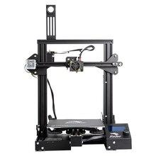 CREALITY 3d принтер Ender 3 PRO v слот Prusa I3 с открытым исходным кодом принтер полностью металлический алюминиевый быстрая сборка для домашнего и школьного использования