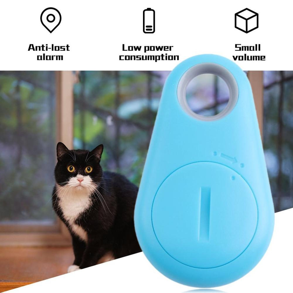 Omnidirectional Anti-Lost Alarm Loud Beep Smart 4.0 Remote Tracer Pet Child GPS Locator Tag Alarm Key Seeker