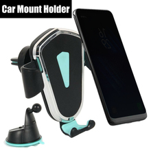 Car Phone Holder 360 Degrees Universal Smartphone Car Mount Holder Adjustable Phone Mounting Suction Cup Holder car swivel suction cup mount holder for apple htc samsung cellphone