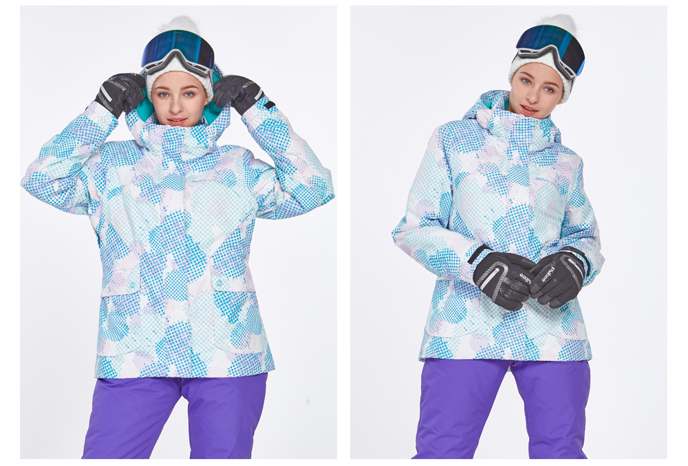 womens mountain waterproof ski jacket