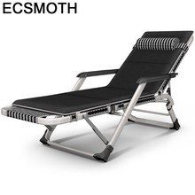 Beach Fauteuil Mueble Silla Playa Recliner Chair Camping Fol