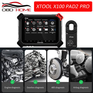 Xtool Car-Diagnostic-Tool Key-Programmer 5th-Immobilizer Odometer-Adjustment OBD2 PAD2