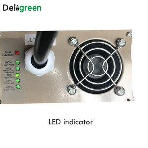 Image 4 - Cargador portátil inteligente para carretilla elevadora eléctrica 48V 10A 15A, Scooter para 16S 58,4 V Lifepo4 15S 63V LiNCM batería de ácido de plomo