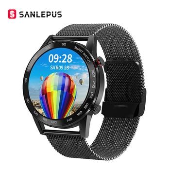 2020 SANLEPUS ECG Smart Watch Bluetooth Call Smartwatch Men Women Sport Fitness Bracelet Clock For Android Apple Xiaomi Huawei 11