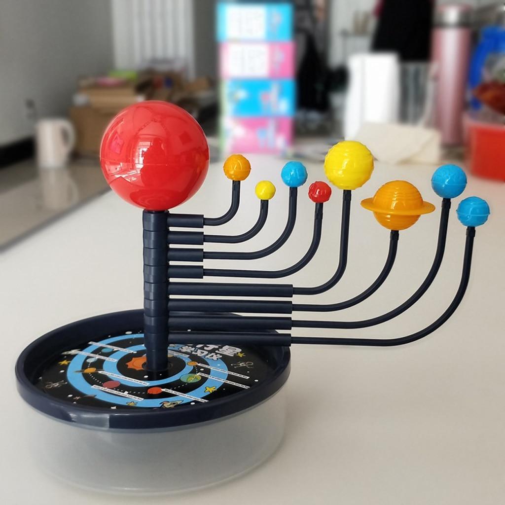 Solar System Model Toy, 9 Celestial Bodies Simulation , School Astronomic Teaching Tool