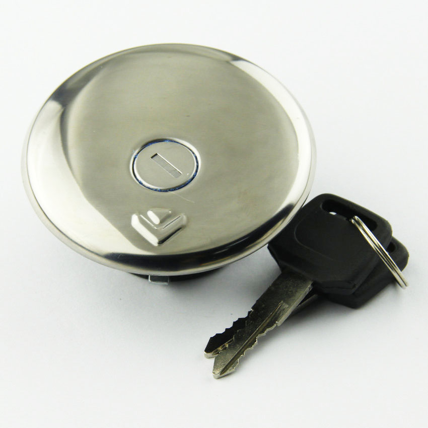 Fuel Gas Cap With Cover Key Tank For Suzuki K 90 E <font><b>GT</b></font> 200 X TS100 TS125 TS185 TS <font><b>240</b></font> TS250 SP370 image