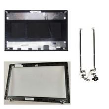 Novo para acer aspire v3 V3-531 V3-551 V3-571 V3-531G V3-551G V3-571G lcd capa superior/lcd moldura capa/dobradiças