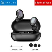 Беспроводные наушники Haylou GT1 Mini TWS с Bluetooth 5,0, спортивные музыкальные наушники-вкладыши Airdots, наушники с шумоподавлением, игровая гарнитура