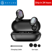 Haylou GT1 Tws Kontrol Sentuh Bluetooth 5.0 Earphone Olahraga Musik Nirkabel Earbud Headphone Kebisingan Membatalkan Headset Gaming(China)