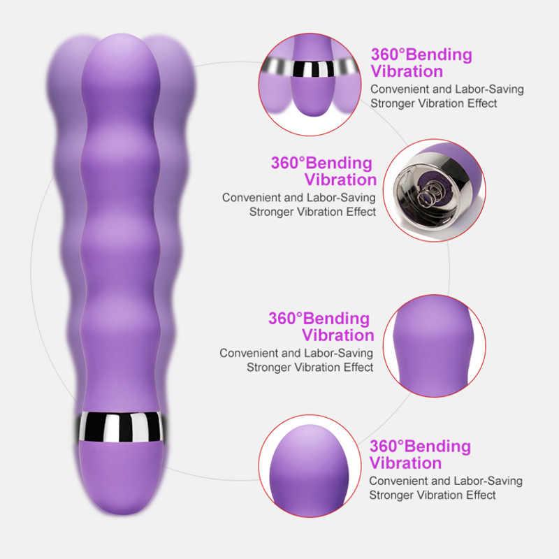 متعدد السرعة G بقعة هزاز للمهبل البظر بعقب المكونات الشرج السلع المثيرة منتجات الجنس لعب للمرأة الرجال الكبار الإناث دسار متجر
