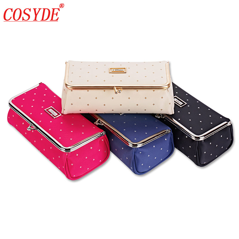 Women Small Makeup Bag Cosmetic Bag High Quality Professional Fashion Travel Makeup Organizer Makeup Box Toiletry Pouch Bag