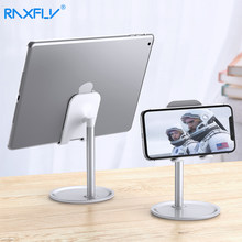RAXFLY Desk Phone Holder Tablet Holder Phone stand Universal Desktop Phone Holder For Desk Stand For Phone Cellphone Stand Mount(China)