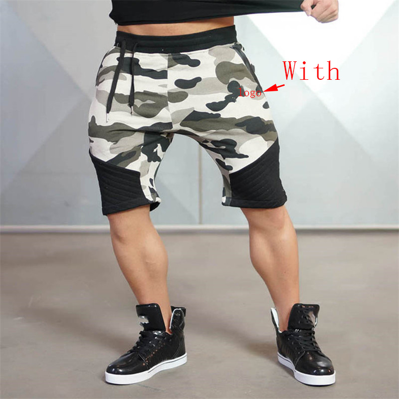 Brand Mens New Engineers Compression Gyms Shorts Summer Bermuda Shorts Fitness Men Bodybuilding Mens Body Casua Shorts