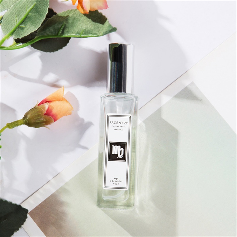 Женский макияж портативный Чистый простой свежий и элегантный аромат