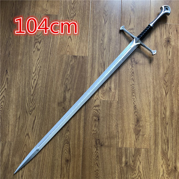 1:1 The Same Nasir Sword the A Storm of Swords Movie Devil Sword House Stark of Winterfell Aragon Sword Cos Props Pu Sword toys морган райс a rite of swords