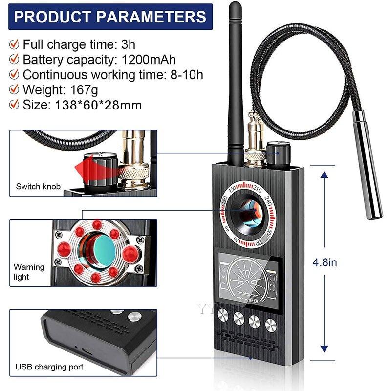 camera dispositivo de escuta militar versao profissional 04
