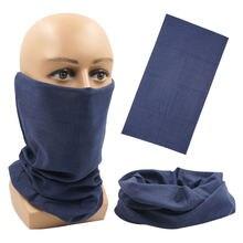 Открытый мужской и женский головной спортивный шарф бандана
