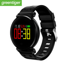 K2 Smart Bracelet Watch Blood Pressure Heart Rate Monitor Blood oxygen detection Waterproof Smart Band for smart phone(China)
