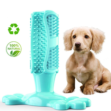 dog toy ball pet toy bite resistant sound making elastic ball large dogs molar golden retriever teddy tooth cleaning training ba Pet dog Toy Tooth Cleaning Toothbrush Puppy Decompression Elastic Rubber Molar Teeth Bite-resistant Pet Toy